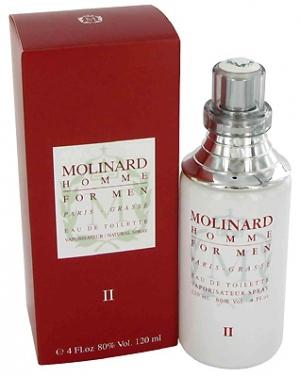 Туалетная вода Molinard Homme II Molinard для мужчин