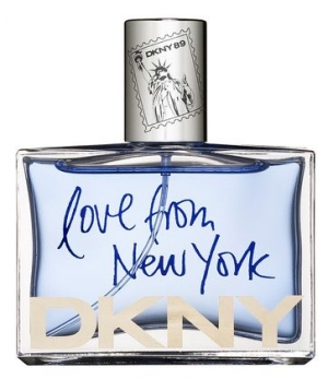 DKNY Love from New York for Men Donna Karan de barbati