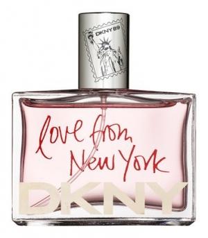 Туалетная вода DKNY Love from New York for Women Donna Karan для женщин
