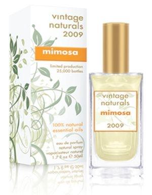 Vintage Naturals 2009 Mimosa Demeter Fragrance für Frauen