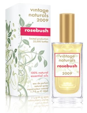 Vintage Naturals 2009 Rosebush Demeter Fragrance for women