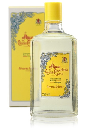Agua de Colonia Concentrada Alvarez Gomez for women and men