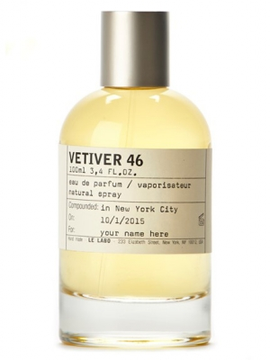 Vetyver 46 Le Labo for women and men