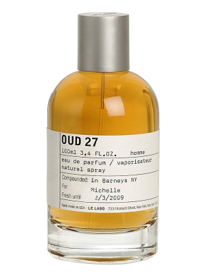 Oud 27 Le Labo for women and men
