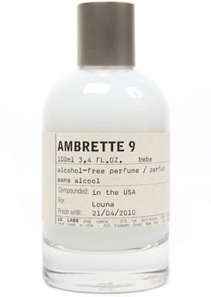 Парфюм Ambrette 9 Le Labo для мужчин и женщин