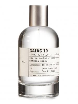 Gaiac 10 Tokyo Le Labo unisex