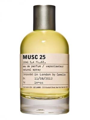 Musc 25 Los Angeles Le Labo для мужчин и женщин