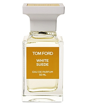 White Musk Collection White Suede Tom Ford de dama
