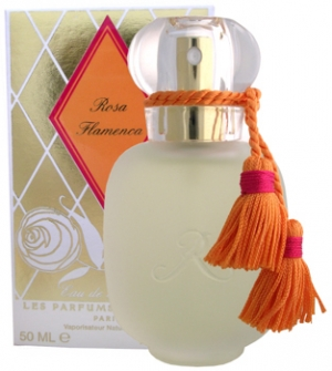 Rosa Flamenca Les Parfums de Rosine de dama