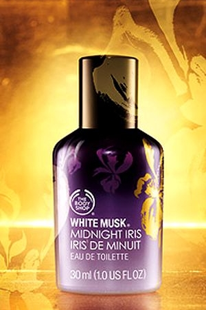 White Musk Midnight Iris Iris de Minuit The Body Shop для женщин