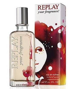 Replay Your Fragrance! for Her Replay de dama