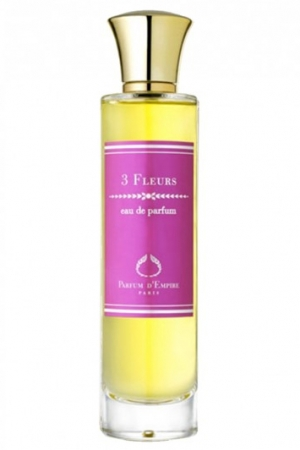 3 Fleurs Parfum d`Empire for women