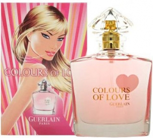 Colours of Love Guerlain для женщин