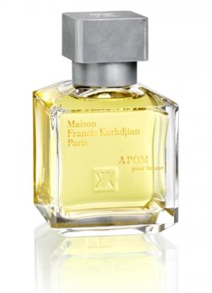 APOM Pour Femme Maison Francis Kurkdjian dla kobiet
