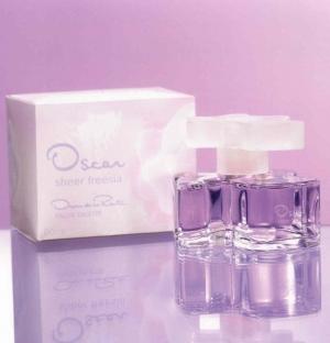 Oscar Sheer Freesia Oscar de la Renta для женщин