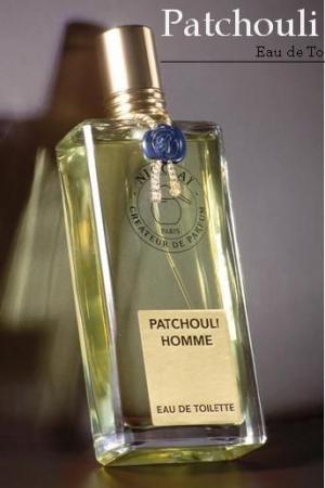 Patchouli Homme Nicolai Parfumeur Createur für Männer