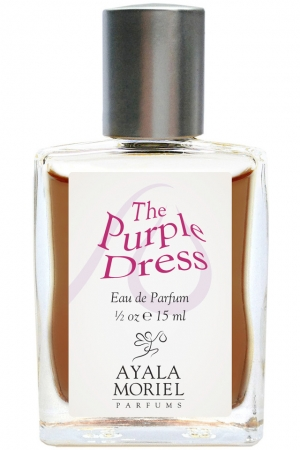 The Purple Dress di Ayala Moriel da donna
