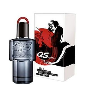 qs by s oliver male s oliver cologne a fragrance for men. Black Bedroom Furniture Sets. Home Design Ideas