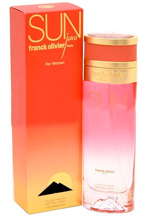 Sun Java for Women Franck Olivier para Mujeres