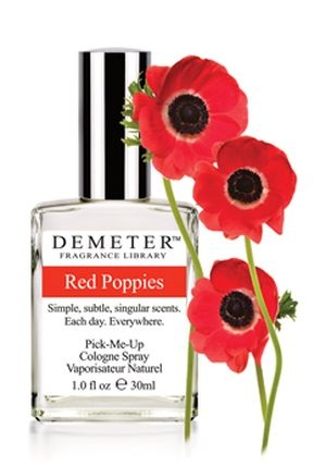 Red Poppies Demeter Fragrance unisex