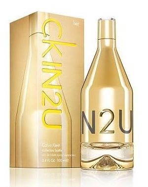 CK IN2U Her Collectables Calvin Klein de dama
