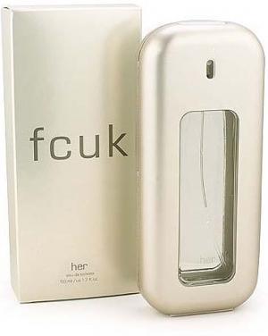 FCUK Her FCUK de dama