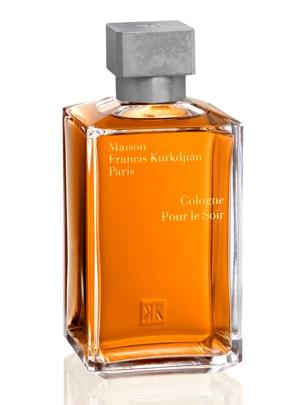 Cologne Pour Le Soir Maison Francis Kurkdjian dla kobiet i mężczyzn