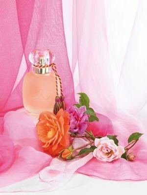 Rose Kashmirie Les Parfums de Rosine de dama