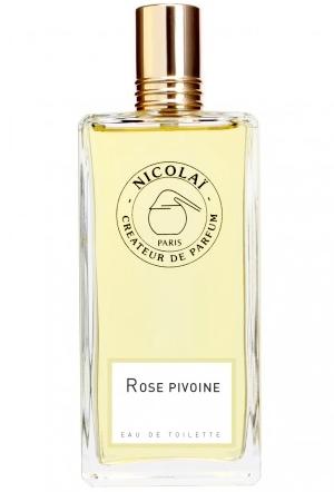Rose Pivoine Nicolai Parfumeur Createur pour femme