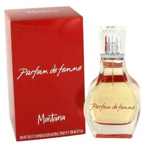 Parfum de Femme Montana pour femme
