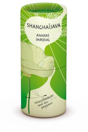 ShanghaiJava Ananas Imperial Crazylibellule and the Poppies dla kobiet i mężczyzn