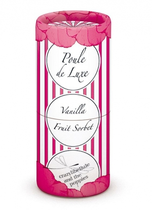 Poule de Luxe Vanilla Fruit Sorbet Crazylibellule and the Poppies pour femme