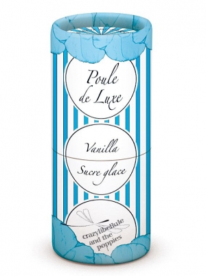 Poule de Luxe Vanilla Sucre Glace Crazylibellule and the Poppies para Mujeres