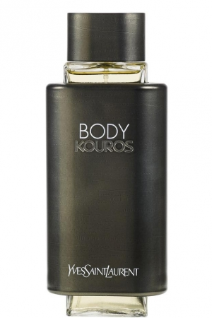 Body Kouros Yves Saint Laurent для мужчин