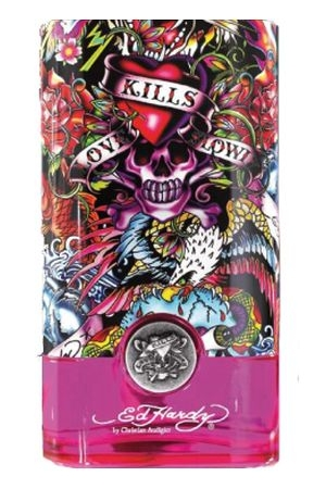 Ed Hardy Hearts & Daggers for Her Christian Audigier pour femme