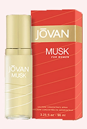 Musk Jovan for women