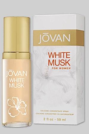 White Musk Jovan für Frauen