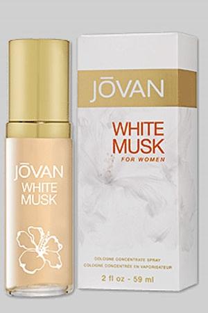 White Musk Jovan de dama