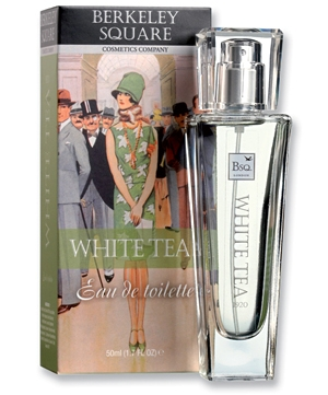 White Tea Berkeley Square pour femme