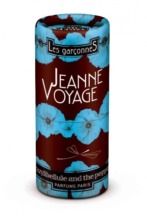 Les Garconnes Jeanne Voyage Crazylibellule and the Poppies de dama