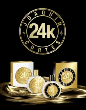 24k Man Joaquin Cortes for men