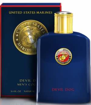 Marines - Devil Dog The American Line para Hombres