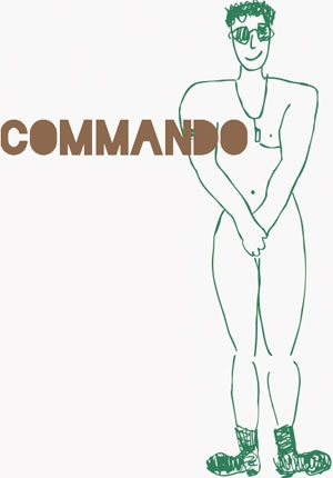 Commando Smell Bent unisex