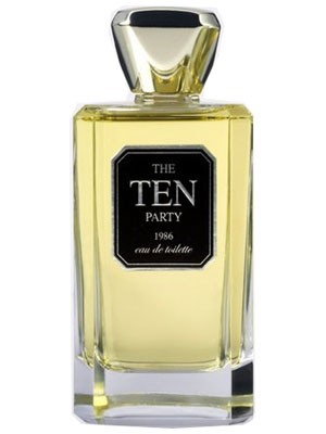 The Ten Party 1986 The Party for men