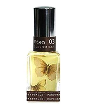 Eden No.3 Tokyo Milk Parfumarie Curiosite эрэгтэй эмэгтэй