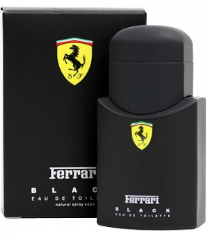 Ferrari Black Ferrari for men