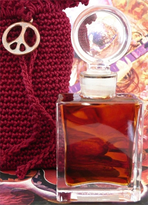 Botanical Perfume devoted to Peace, 1st edition Roxana Illuminated Perfume unisex