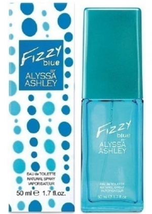 Fizzy Blue Alyssa Ashley de dama