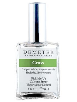 Grass Demeter Fragrance for women and men