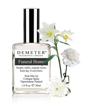 Funeral Home Demeter Fragrance для мужчин и женщин